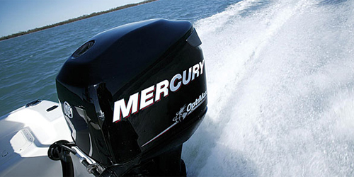 Mercury csónakmotor